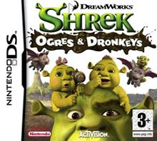 Shrek Ogritos y Drasnos